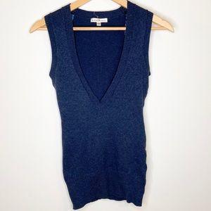 Urban Behaviour Low Cut Sweater Vest